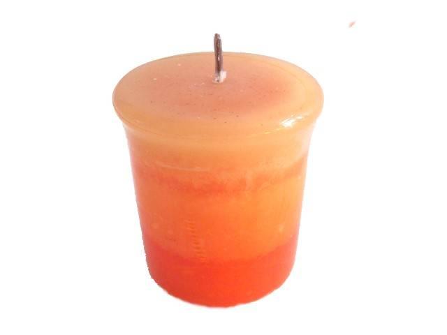 (3172) Pajoma Duftvotivkerze Orange